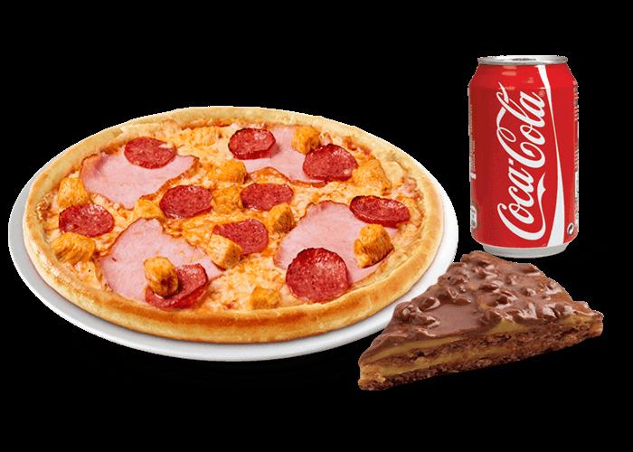 La Tour de Pizz Tremblay livre des pizzas et menus midi à villepinte 257867f2a008